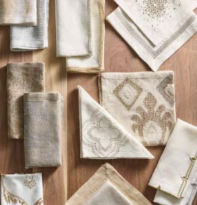 002 kim seybert classic napkins
