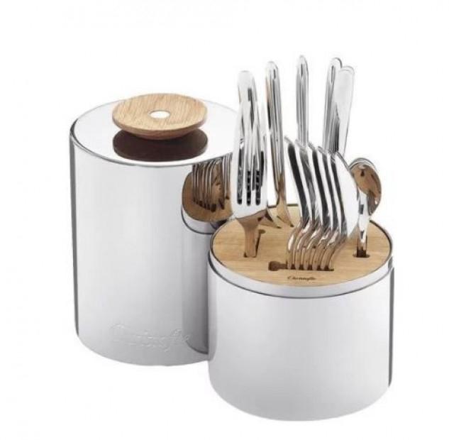 02 essentiel cutlery set by christofle