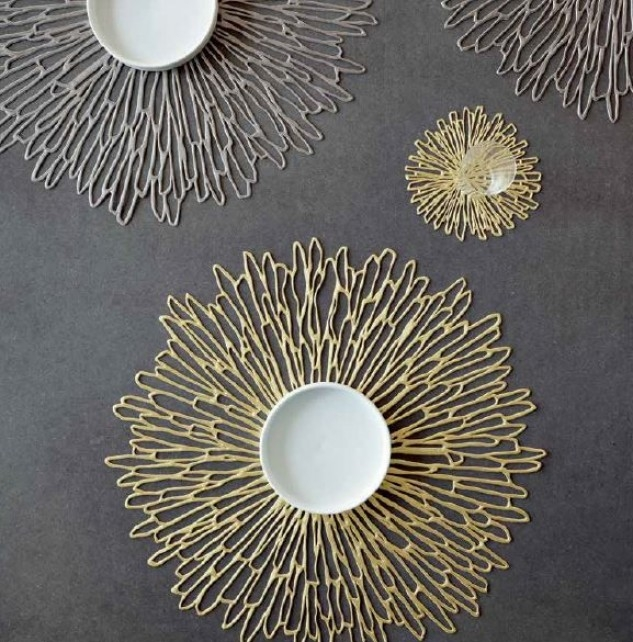 bloom placemats golden ch