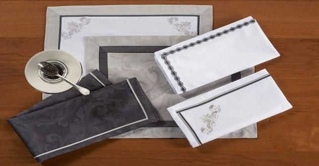 flowerlace placemat napkins hrl