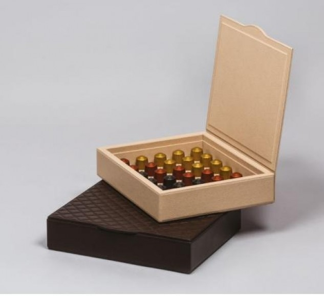 leather coffee box 2