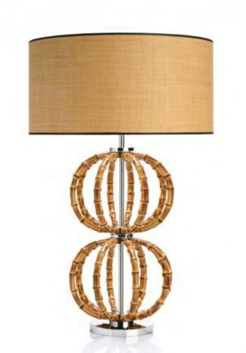 riviere bamboo lamp