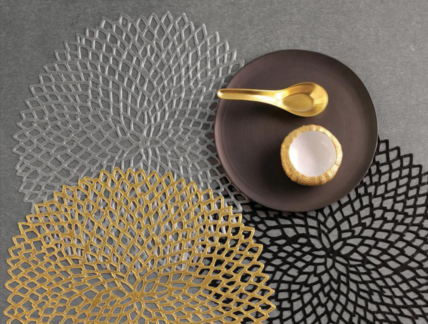 placemats_round_gold