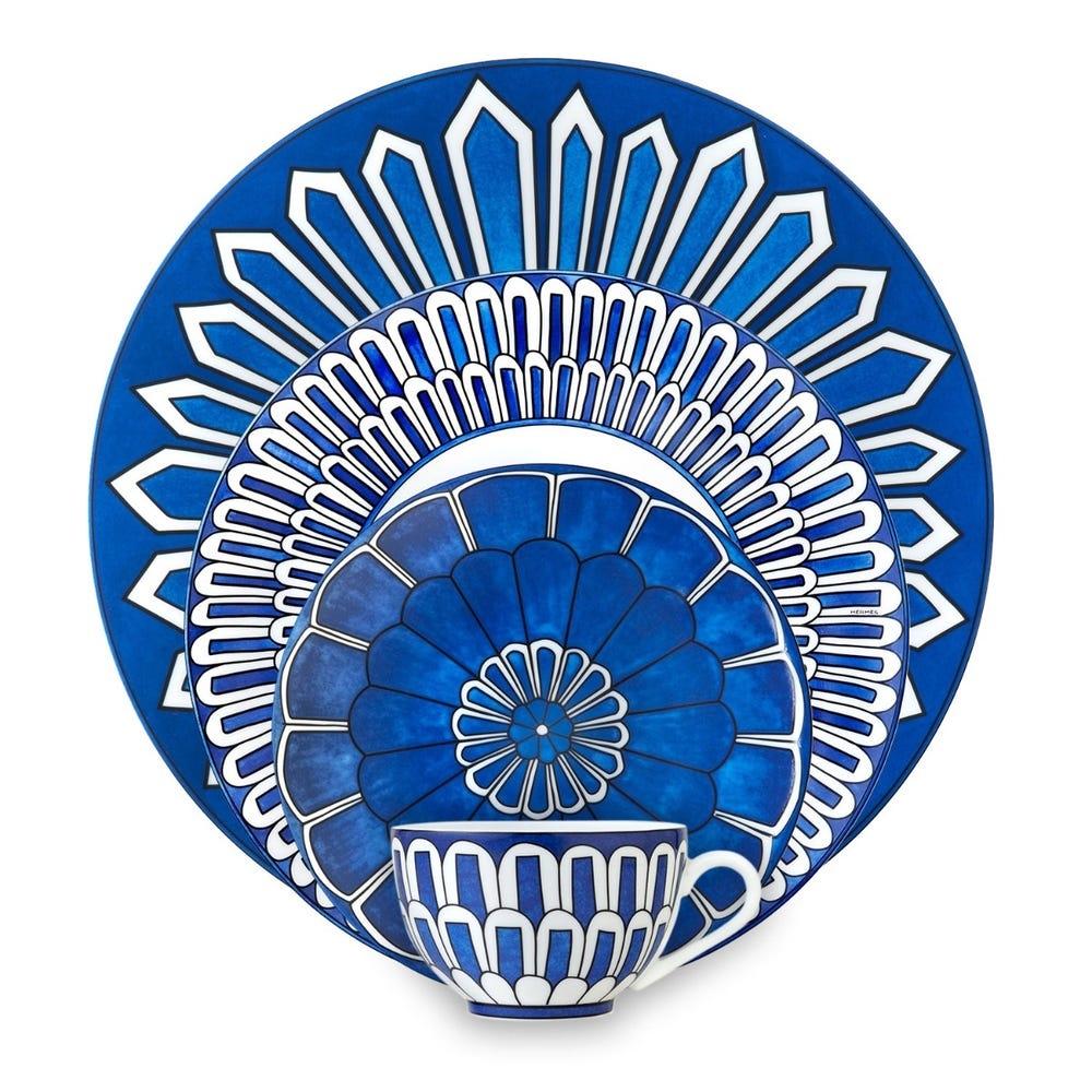 bleus d ailleurs dinnerware group