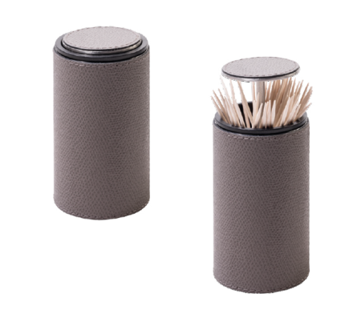 toothpick_holder_leather_set_saft_table_accessories_buffet_accessories_home_hotel_restaurant_best_qualit_Fionas_ateliery